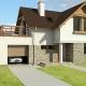 Projekty domów, 032 Avis, dom jednorodzinny, dom z tarasem, nowoczesny projekt