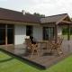 036L Signum, projekty domów, dom parterowy, taras