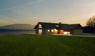 034 Meus 2 - Projekty domów - widok front