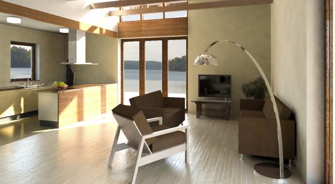 034 Meus 2 - Projekty domów - wnętrze