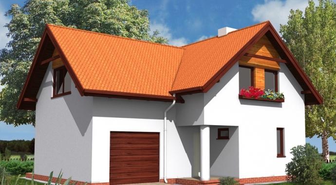 wm02l, dom jednorodzinny, projekty domów