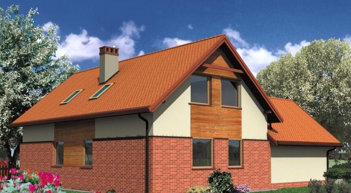 WM 06L - Projekty domów