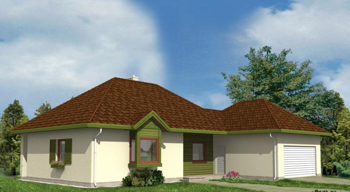WM07 - Projekty domów