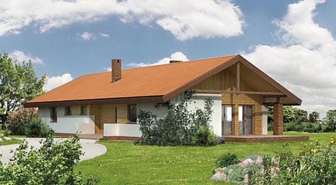 WM 11L - Projekty domów