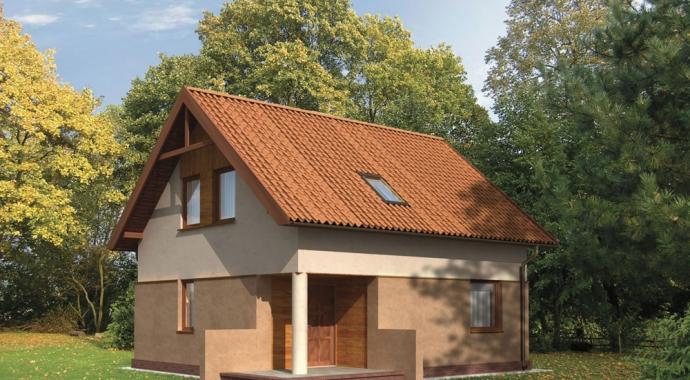 WM 13L - Projekty domów
