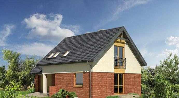 WM 13aL - Projekty domów